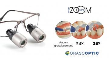 Loupes Orascoptic - EyeZoom Mini