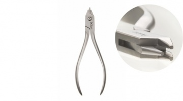 IX702 - Pince 3 becs, max 1mm